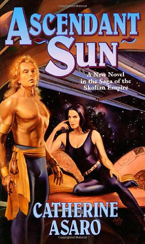 Ascendant Sun by Asaro Catherine