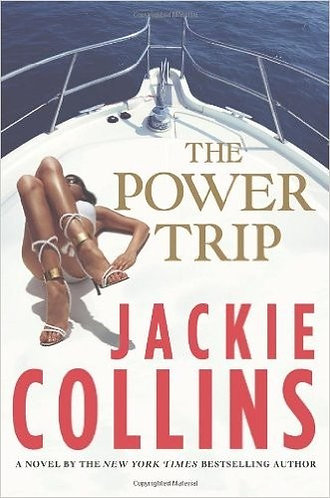 The Power Trip by Collins Jackie