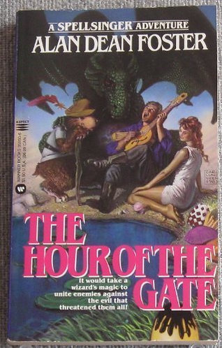 The Hour Of The Gate by Foster Alan Dean
