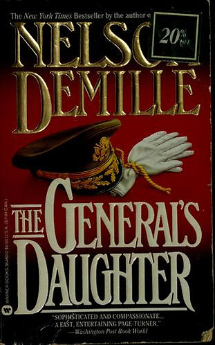 The General's Daughter by DeMille Nelson