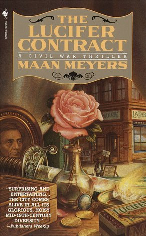 The Lucifer Contract by Meyers Maan