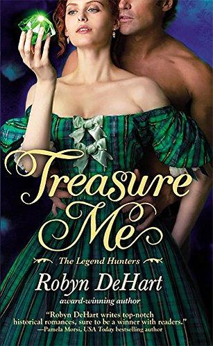 Treasure Me by DeHart Robyn
