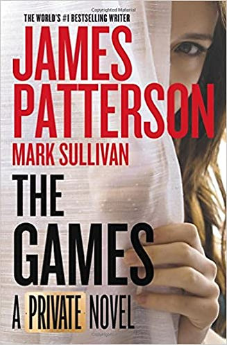 The Games by Patterson James