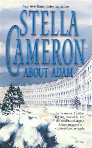 About Adam by Cameron Stella