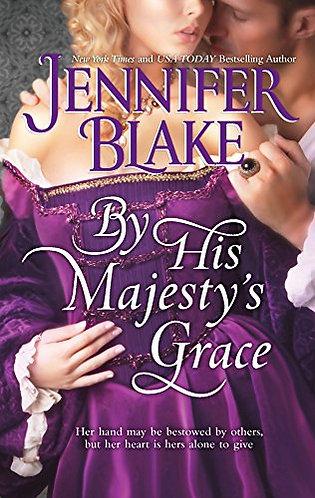 Blake Jennifer - By His Majesty's Grace