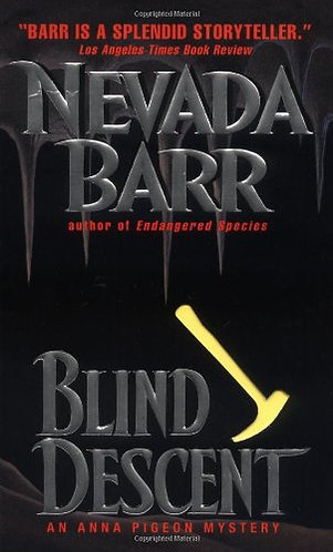 Blind Descent by Barr Nevada