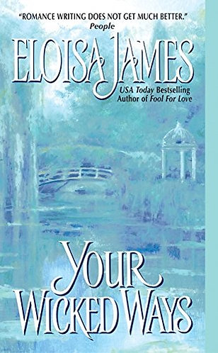 Your Wicked Ways by James Eloisa