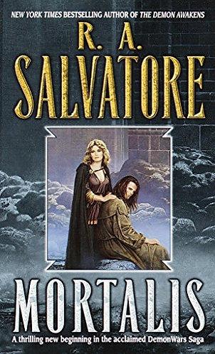 Mortalis by Salvatore R.A.