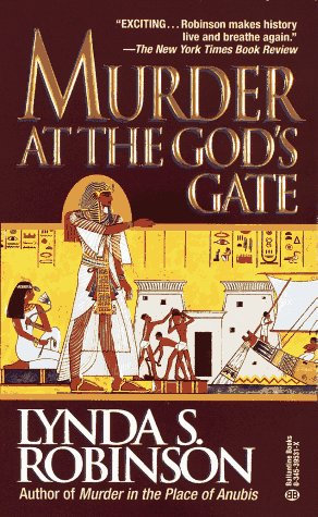 Murder At The God's Gate by Robinson L