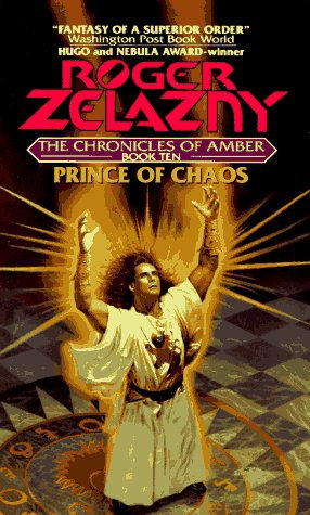 Prince Of Chaos by Zelazny Roger