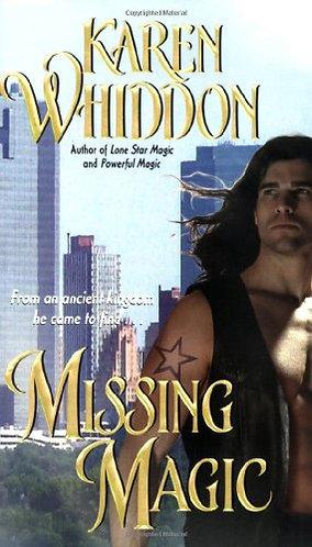 Missing Magic by Whiddon Karen