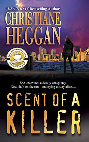 Scent Of A Killer by Heggan Christiane