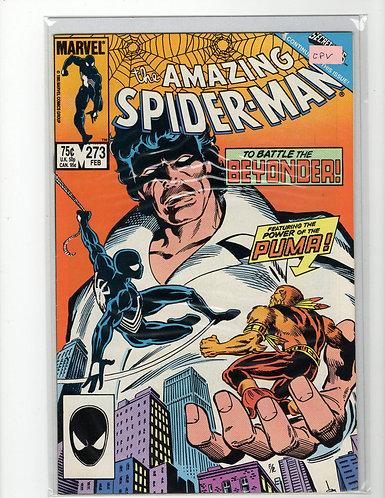 Amazing Spider-man #273 - VF/NM (Canadian Price Variant)