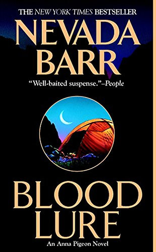 Blood Lure by Barr Nevada
