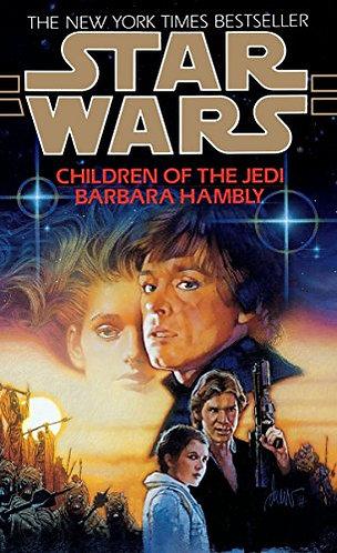 Star Wars Children Of The Jedi by Hambly B