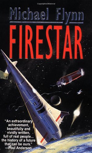 Firestar by Flynn Michael