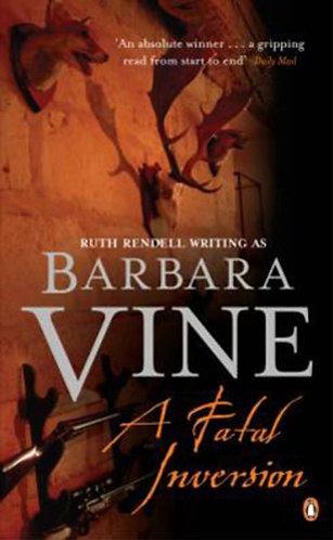 A Fatal Inversion by Vine Barbara