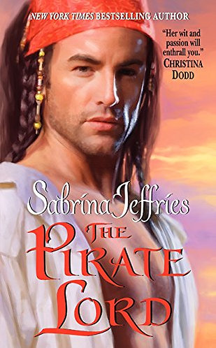 The Pirate Lord by Jeffries Sabrina