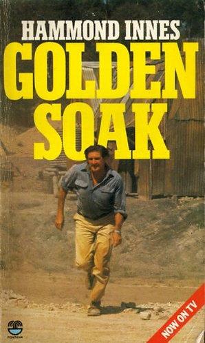 Golden Soak by Innes Hammon