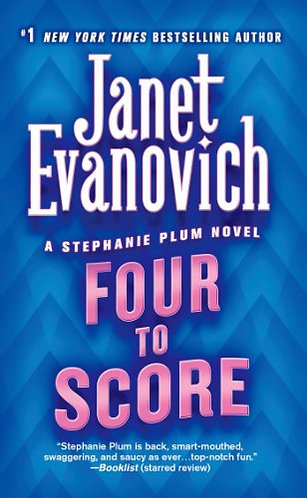 Four To Score by Evanovich Janet