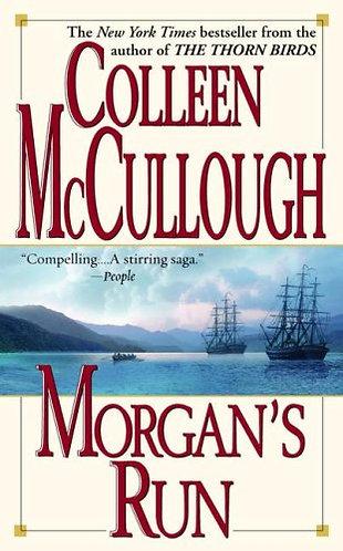 Morgan's Run by McCullough Colleen
