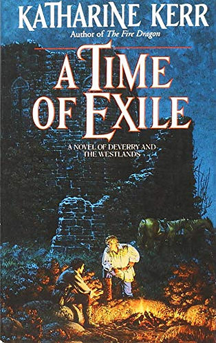 A Time of Exile by Kerr Katherine