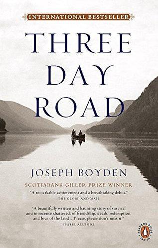 Three Day Road by Boyden Joseph