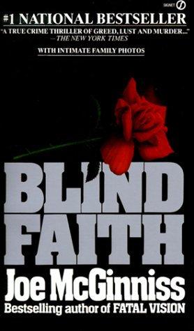 Blind Faith by Mcginniss Joe
