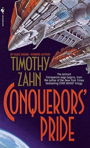 Conqueror's Pride by Zahn Timothy