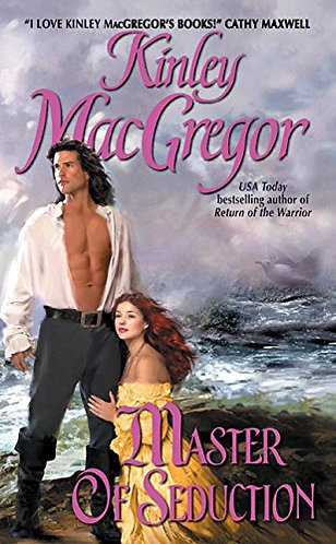 Master Of Seduction by Macgregor Kinley