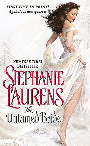 The Untamed Bride by Laurens Stephanie
