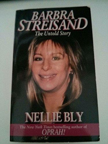 Barbra Streisand by Bly Nellie