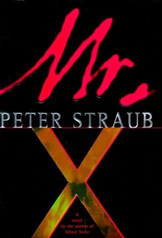 Mr. X by Straub Peter