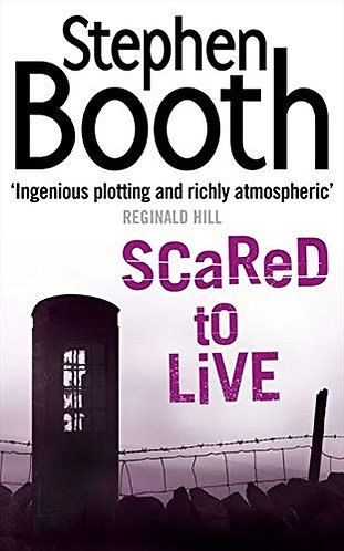 Booth Stephen - Scared to Live