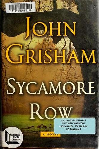 Sycamore Row by Grisham John