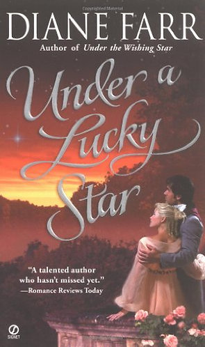 Under A Lucky Star by Farr Diane
