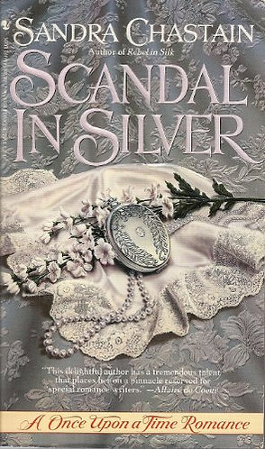 Chastain Sandra - Scandal In Silver