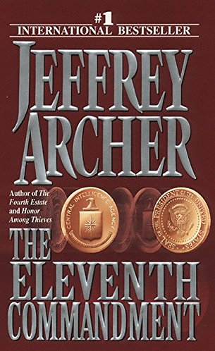 The Eleventh Commandment by Archer Jeffrey