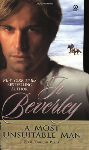 A Most Unsuitable Man by Beverley Jo
