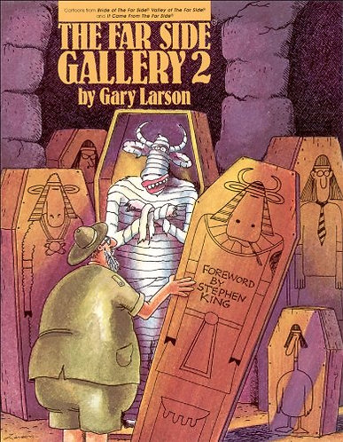 The Far Side Gallery 2 by Larson G