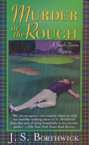 Murder In The Rough by Borthwick Js