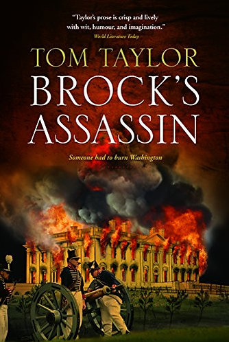 BROCK'S ASSASSIN by Taylor Tom
