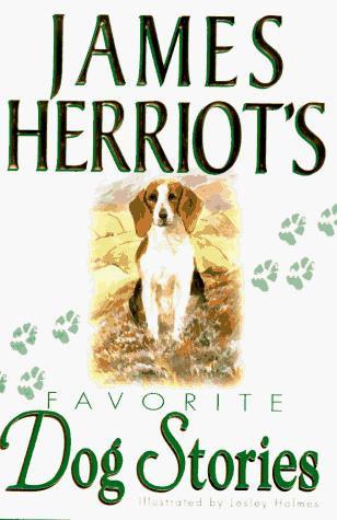 Favorite Dog Stories by Herriot James