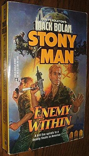 Stony Man Enemy Within by Pendleton Don