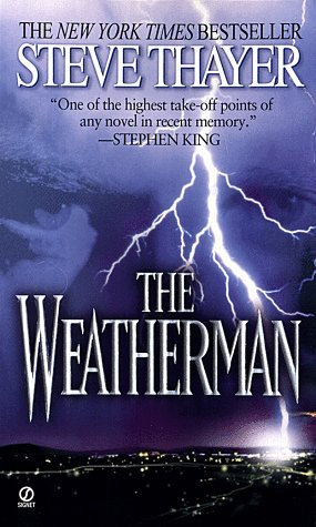 The Weatherman by Thayer Steve