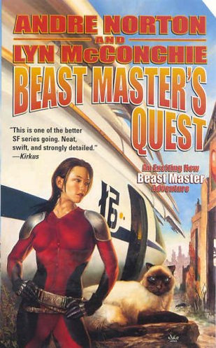 Beast Master's Quest by Norton Andre