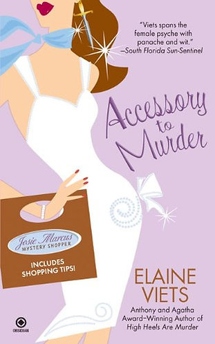 Accessory to Murder by Viets Elaine