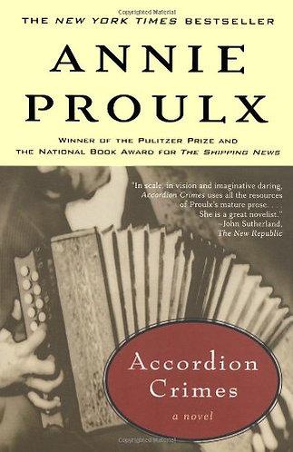 Accordion Crimes by Proulx E A