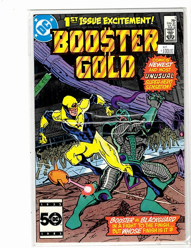 Booster Gold #1 NM (9.4)
