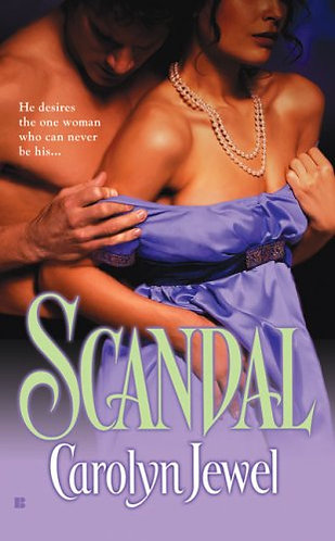 Scandal by Jewel Carolyn